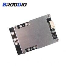 4S bms 3.7v 200a 18650 ferro proteção da bateria de lítio equalizador placa polímero lifepo4 bms pcb com equilibrado