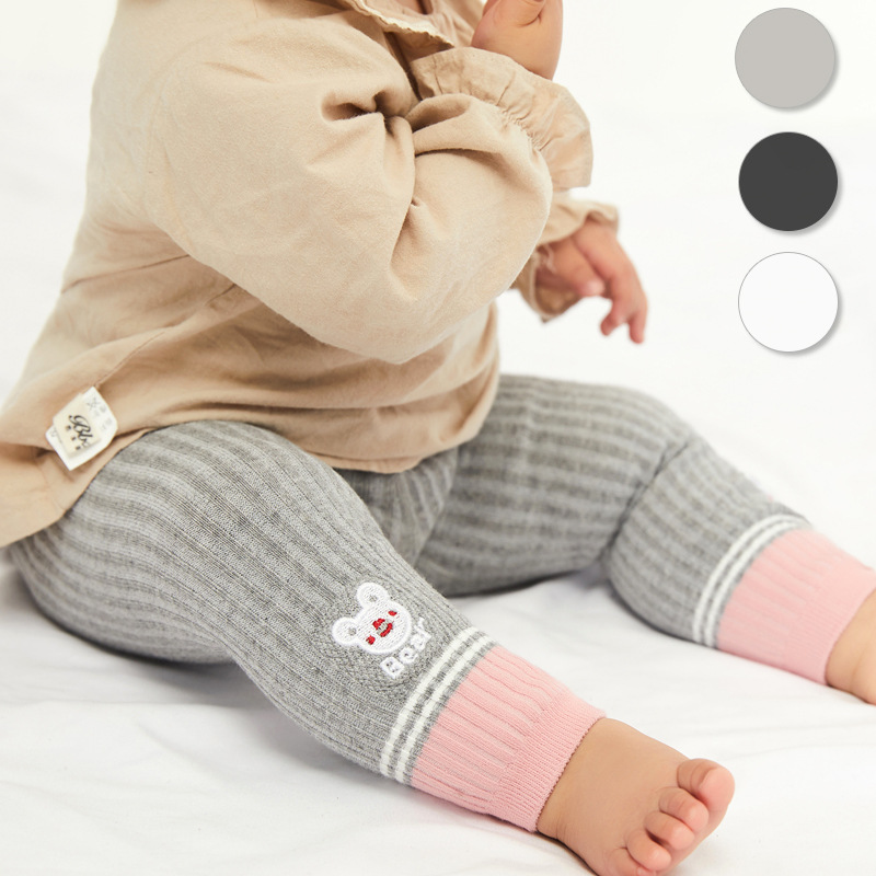 Baby Toddler Baby Tights Candy Color Tight Warm Pantyhose Ribbed Stockings