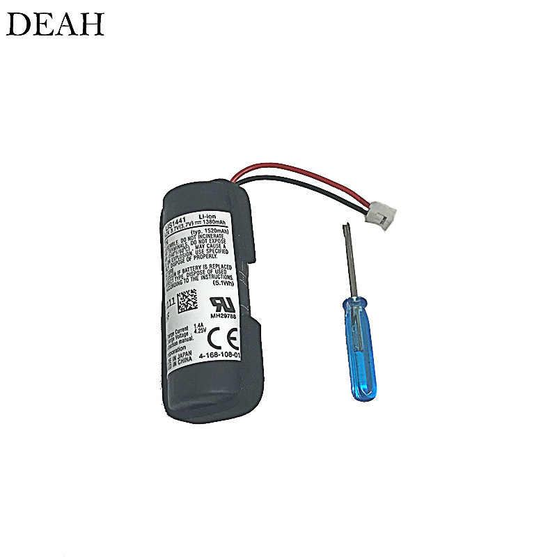 3.7V Lithium rechargeable Battery for Sony PS3 Move PS4 PlayStation Move Motion Controller Right Hand CECH-ZCM1E LIS1441 LIP1450