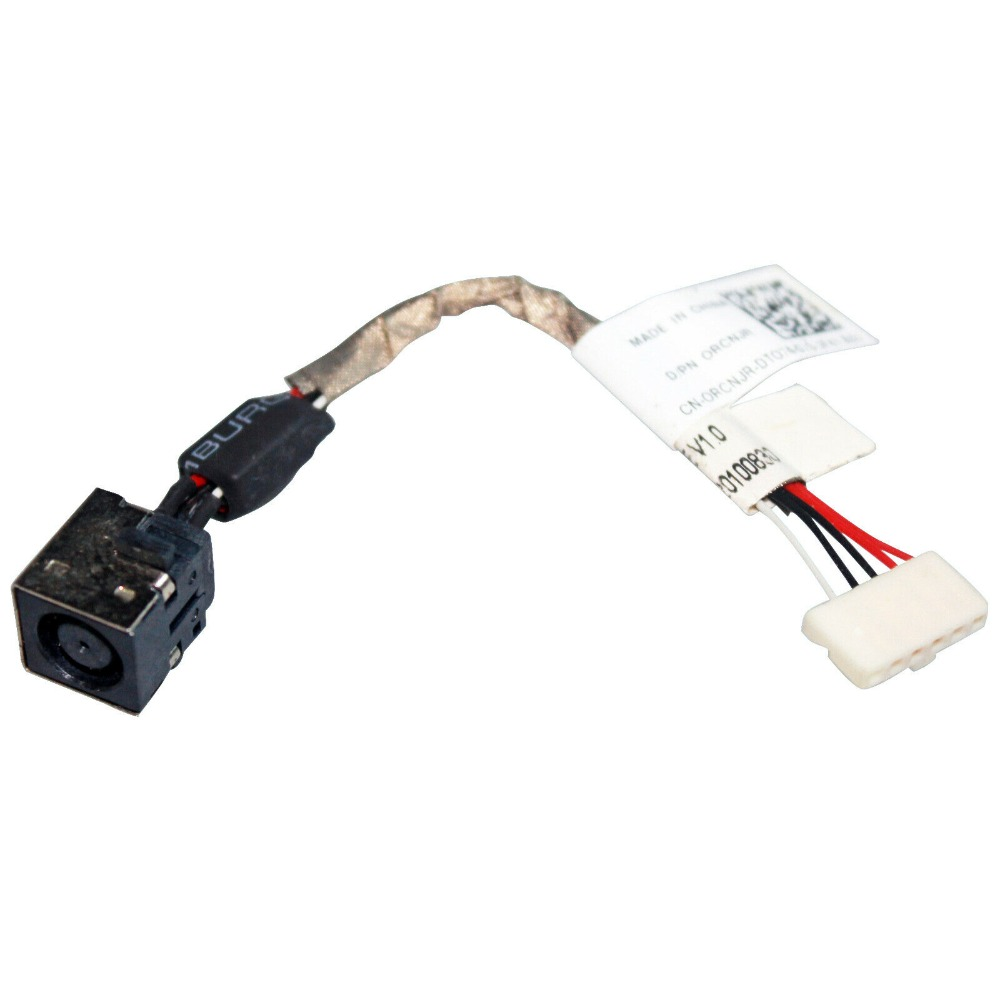 GENUINE DELL INSPIRON 11Z 1110 DC POWER JACK CABLE P//N NM96F