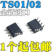 Оригинальный Новый 5 шт./ts5000 TS02N TS02NT TS02NC SOP8
