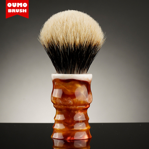 Image 5 - OUMO แปรง โปรโมชั่น handmade แปรงโกนหนวดจับ