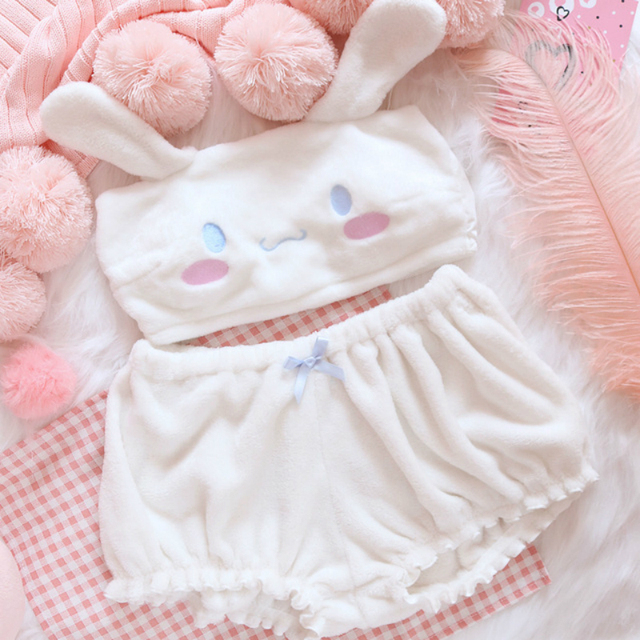 Sexy Sleepwear Exotic Apparel Underwear Sex Love Lace Costumes Sexy bunny lovely Women Lingerie Set Stripper Clothes