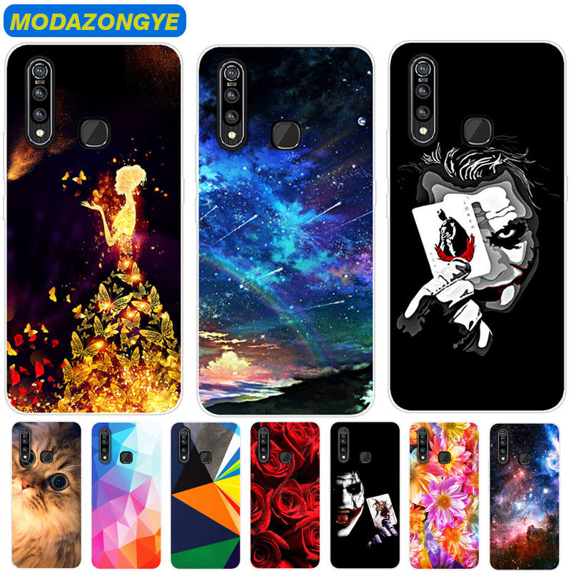 For Vivo Z1 Pro Case Vivo Z1 Pro Case Silicone Soft TPU Back Cover Phone Case Vivo Z1 Pro Z 1 Pro Z1Pro VivoZ1Pro Case