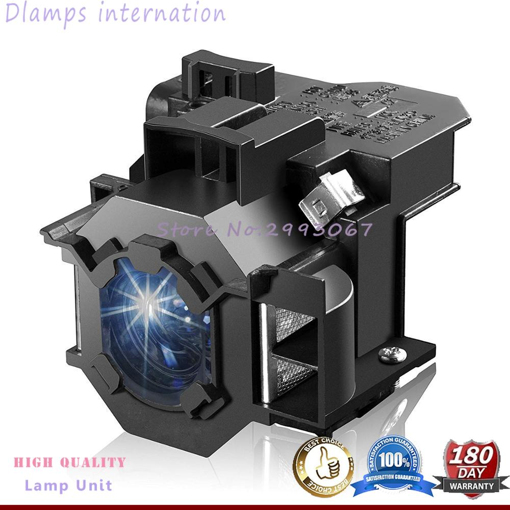 Projector Lamp For ELPLP41 For ELPLP42 EMP-822 EMP-83 EMP-S5 EMP-S52 EMP-S6 EMP-X5 EMP-X52 EMP-X56 EMP-X6 EX21 EX30 EX50 EX7