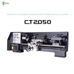 CT2050 tokarka wysokiej tokarka precyzyjna instrumentu tokarka tokarka metalowa małe tokarki w Tokarki od Narzędzia na
