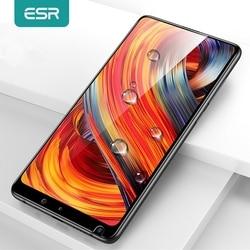 ESR dla Xiaomi MIX 2 2S ochraniacz ekranu dla Xiaomi 8 8 SE Xiaomi MI 6 szkło hartowane 3X silniejszy 3D pełna pokrywa Protector Flim