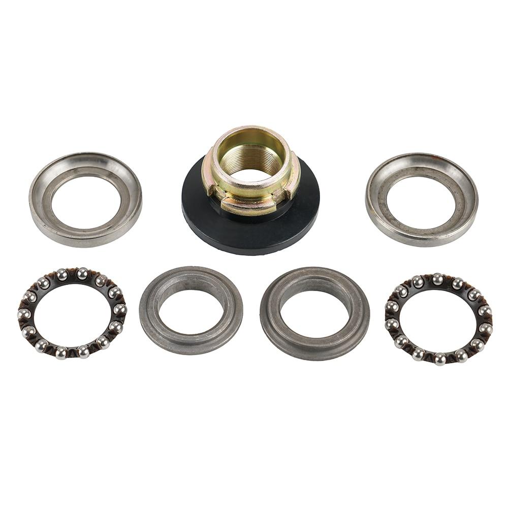 Motorcycle Accessories Steering Stem Rebuild Kit For HONDA Z50 SS50 S65 CL70 CT70 SL70 XL70 S90 CL90 CT90 CL CT SL XL 70 90
