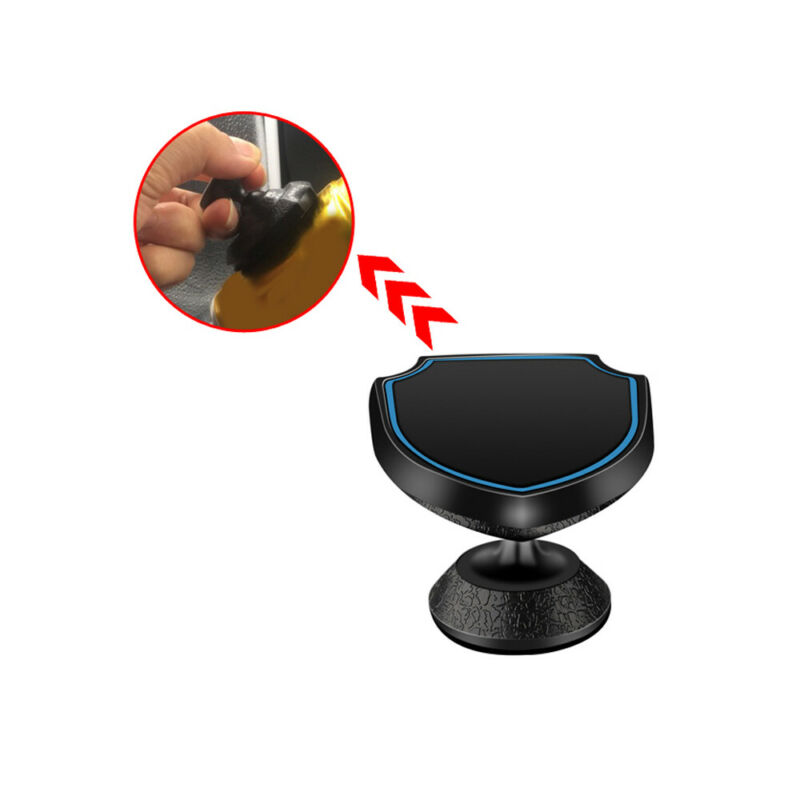 Mount Phone Holder Stand Car Dashboard Magnetic GPS Interior Accessory