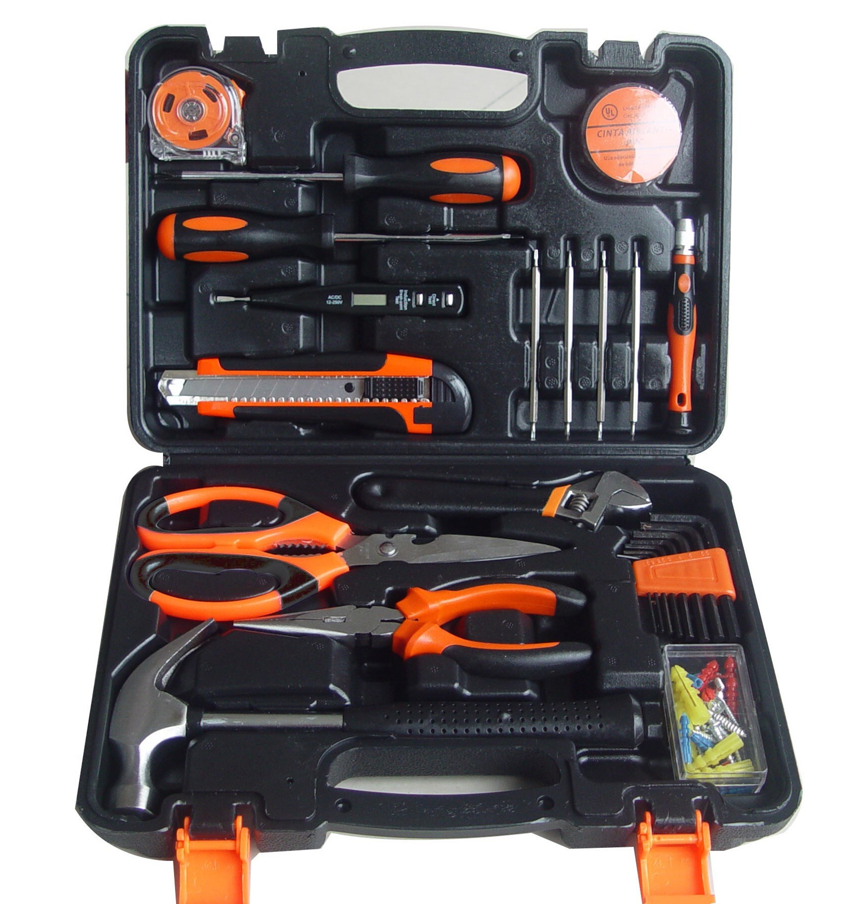 Manual Hardware Kits Woodworking Electric Tool Box Household Set Combination Repair Tools Gift Set|Power Tool Sets| |  - title=