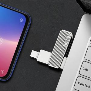 Image 2 - Xiaomi Jessis U Disk 32GB 64GB 128GB kaydedici USB 3.0 tipi C çift arayüz Flash sürücü OTG flash bellek için tablet telefon PC