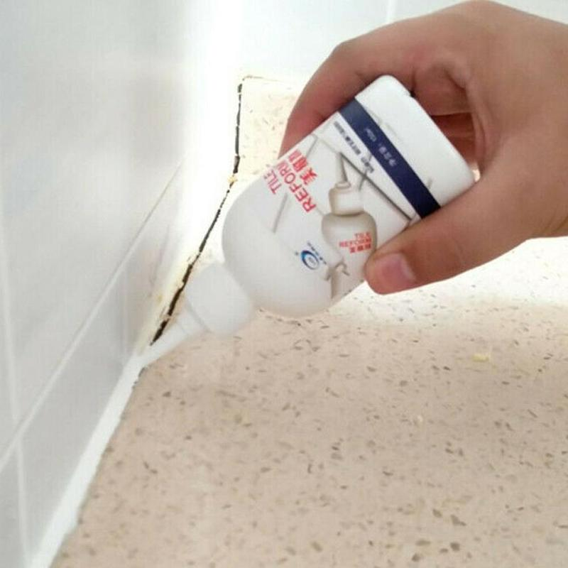 1PC 280ML Professional Grout Aide Repair Tile Marker Wall Pen Grout Sealant Tile Repair Pen Fill The Floor Ceramic Construction