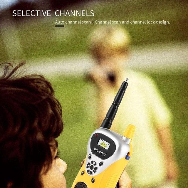 Купить 2 шт новые walkie talkie детские игрушки электронные гаджеты картинки