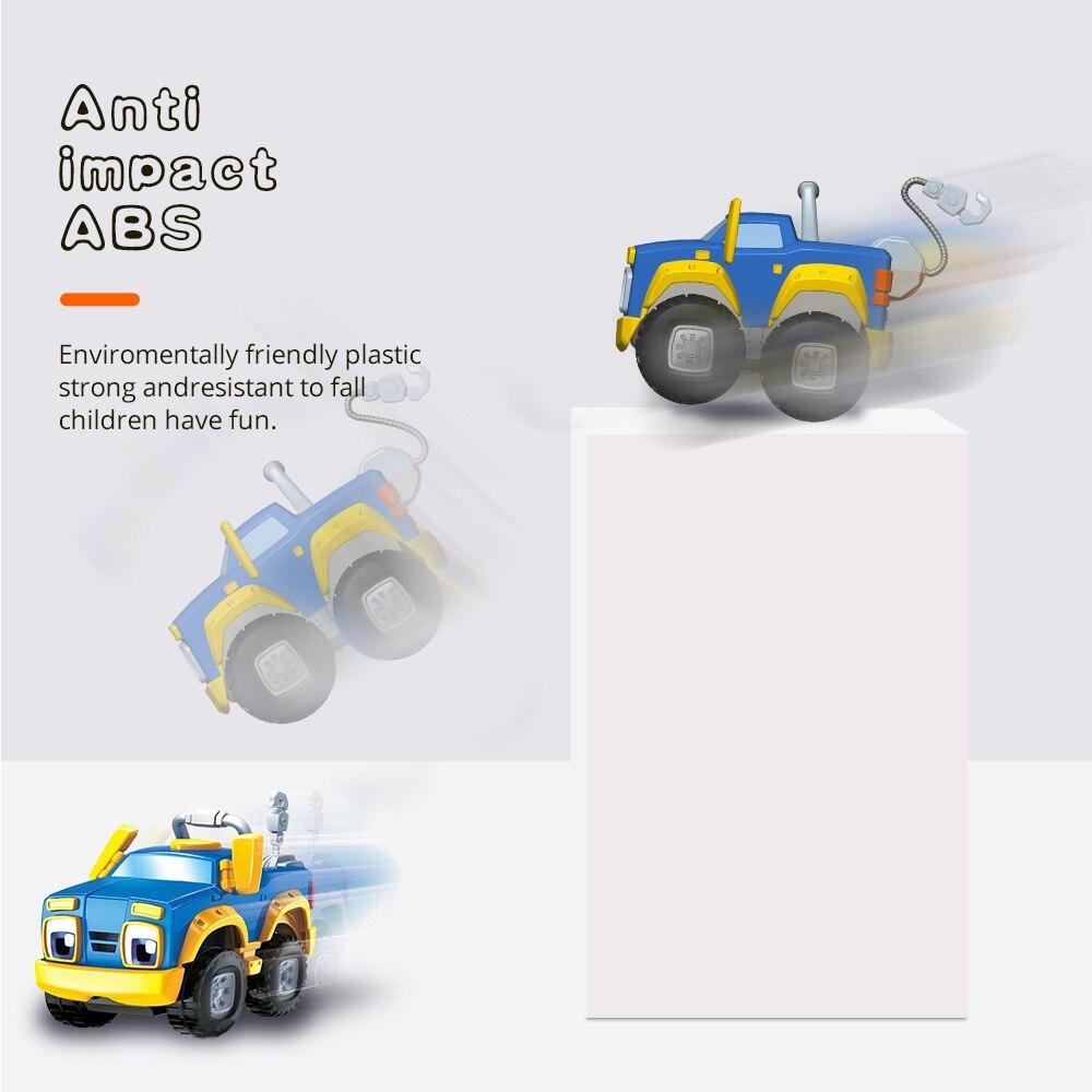 Многофункциональный интерактивный смарт автомобиль rev & roll