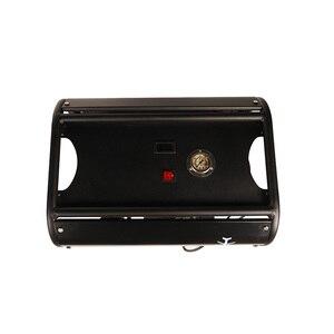 Image 4 - Tuxing 4500Psi Dubbele Cilinder Pcp Elektrische Rir Pomp Hoge Druk Paintball Air Compressor Voor Air Rifle 6.8L Tank 220V 110V