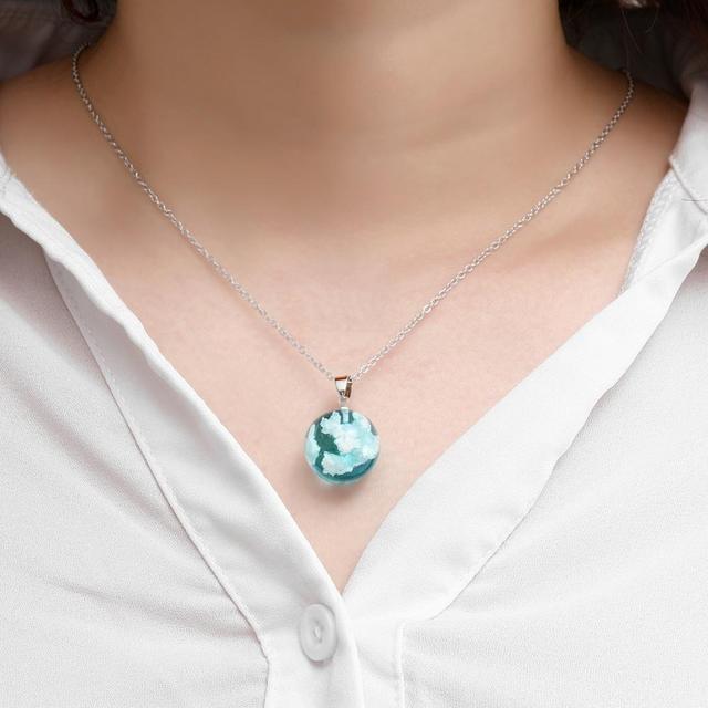blue moon drop necklace 6