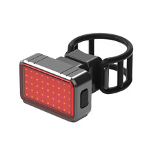 Bicycle Light USB Charge Led Bike Flash Tail Rear Lights Seatpost 100LM Waterproof COB+28 LED Riding