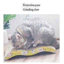 Sofá reversível da sala de estar do scratcher do gato para o protetor da mobília