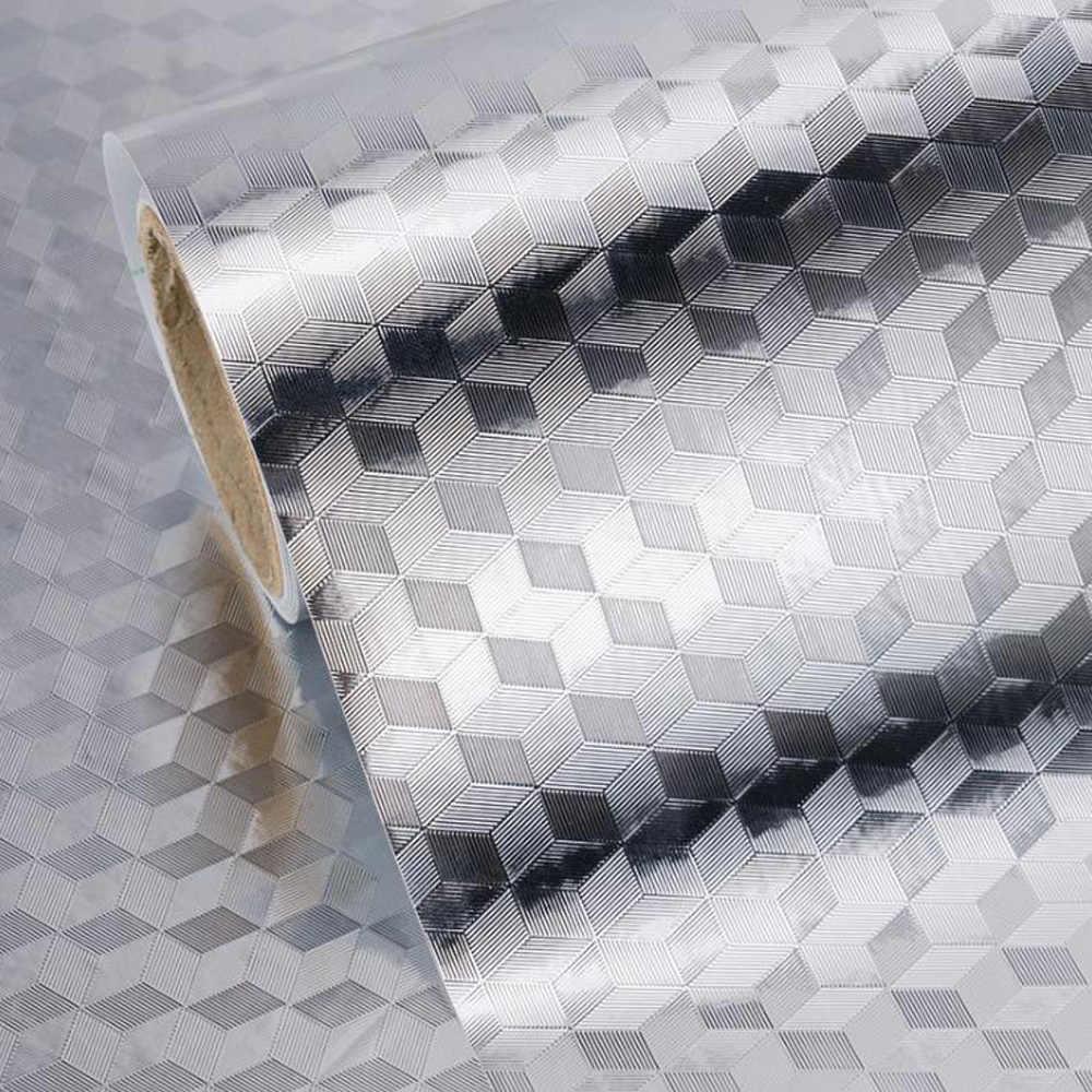 Aluminium plaque murale papier résistant à l/'huile vinyle autocollant de comptoir de table Top Wrap