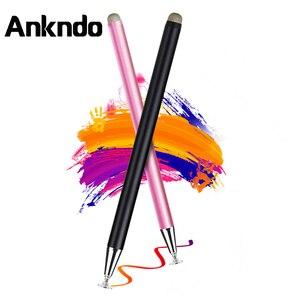 Ankndo 2In1 Capacitive Pen Tou