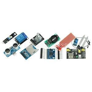 Image 4 - 45 in 1 Sensors Modules Starter Kit for Arduino UNO R3 Mega 2560 Nano better than 37in1 sensor kit 37 in 1 Sensor Kit diy kit