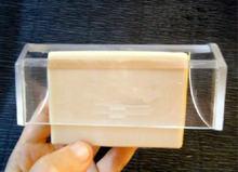 1 прозрачный триммер для мыла ручной работы простой в использовании