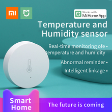 Xiaomi Mijia Smart Temperature Humidity Sensor Intelligent Environment Sensor Zigbee connection work with Mi Home gateway 2