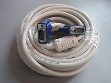 2019 novo 1.8 m cabo hdmi macho para vga adaptador 15pin cable1080p HD-15 masculino para desktop e monitor lcd de