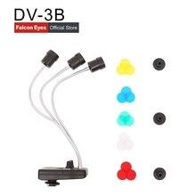 팔콘 아이 트리플 3 LED 매직 배경 빛 매크로 촬영/보석 사진/제품 사진/유튜브 DV 3B