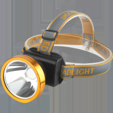 LED Headlamp Flashlight Brightest Headlight for Camping Hiking RunningHunting Walking Include 18650 Batteries and USB Cable