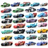 39 stil Disney Pixar Autos 3 2 Jackson Storm Autos Ramirez Die König Mater 1:55 Diecast Metall Legierung Modell Autos kind Geschenk Junge Spielzeug