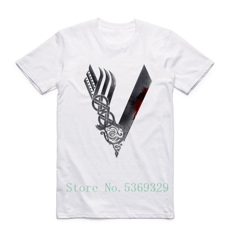 Lothbrok Fight Academy T-shirt VIKINGS VIKING Ragnar Lodbrok Store Norsemen
