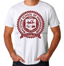 Macgyver学校ガジェットエンジニアリングおかしい80 & actiontvショー白tシャツ半袖コットンtシャツの男の服