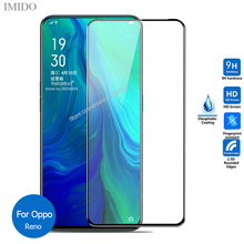 9D Full Cover Tempered Glass For Oppo Reno 10X Zoom Ace Z 5G Reno2 F Screen Protector On 2 Lite 2F 2Z