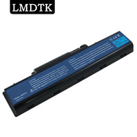 LMDTK New 6 cells Laptop Battery For Acer Aspire 5536G 5542 4720G 5735Z 4710G  4310 4320 4336  4520G 4540 FREE SHIPPING