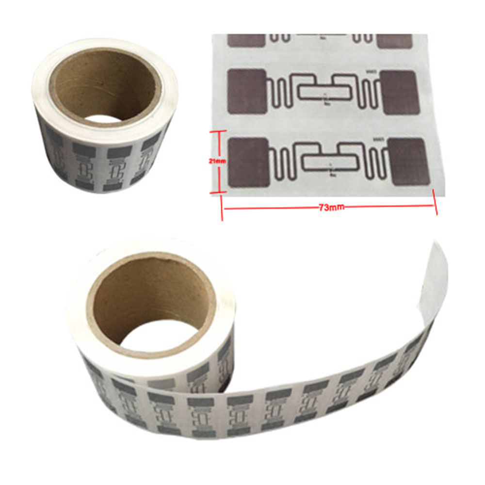 Clearance SaleUhf-Tag-Sticker Alien Gen2 Wet-Inlay RFID Long-Range H3 EPC Global 100pcs/Lot ISO18000-6C