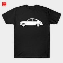 SAAB 96-Camiseta Vintage con dibujo de vehículo, suecos, Suecia, Drive, única, Original, diseño danés