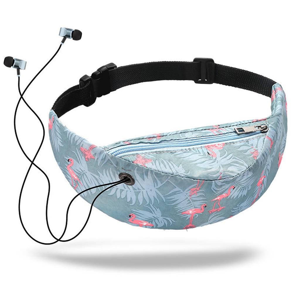 2021 New Colorful Waist Bag Waterproof Travelling  Mobile Phone Waist Pack For Women Designer Belt Bag Travel Pouch