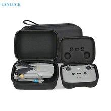 Drone uzaktan kumanda kutusu DJI Mavic hava için 2 taşınabilir çanta saklama çantası taşıma çantası koruyucu mavic air2 aksesuarları