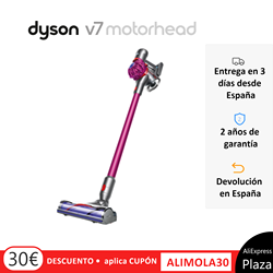 Dyson V7 Wireless Motorhead Handheld Vacuum Stick and Wireless Home Vacuum Stick, Cordless Vacuum Cleaner, Wireless Vacuum Clean