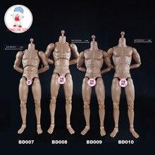 COOMODEL 1/6 الذكور العضلات الجسم نموذج BD007 BD008 BD009 BD010 تحصيل ألعاب شخصيات الحركة
