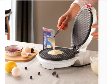 Electric Egg Roll Maker Crispy Omelet Mold crepe baking Pan Waffle Pancake Bakeware ice cream cone machine pie frying grill stainless steel electric waffle maker commercial single head ice cream cone baker machine waffle cone egg roll making machine