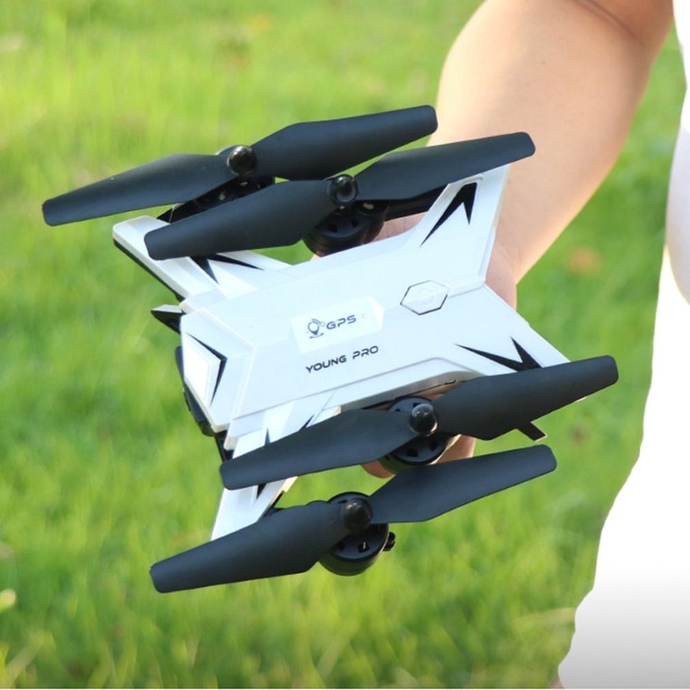 lowest price KY601g 5G WiFi Drone Remote Control FPV 4-Axis GPS Aerial Toy Foldable Aircraft Geature Photo Video RC Airplane