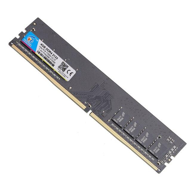VEINEDA DDR4 8GB ddr 4 4gb PC Память ram Memoria модуль настольный компьютер 1,2 V напряжение NON-ECC PC4 4g 8g 2