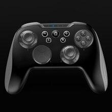 Wireless Bluetooth Modular Game Controller Joystick 6 axis Gyroscope Asymmetric Dual Motor Gamepad for Switch/Lite