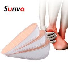 Поднимающие рост полу стельки sunvo для мужчин и женщин обувь