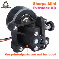Trianglelab-MINI extrusora Sherpa, peso ligero, BMG, Compatible con Ender3 CR10 TEVO, impresora 3D