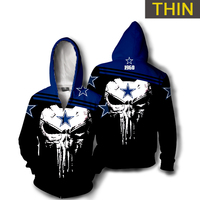 Men's full print thick Fleece Hoodie 3D print hoodies autumn winter Customized Sportswear solid color casual sport dropship