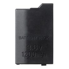 OSTENT 1200mAh 3,6 V литий-ионная аккумуляторная батарея Замена для sony psp 2000/3000 psp-S110 консоль