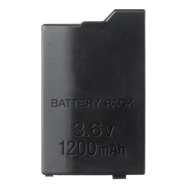 Remplacement de paquet de batterie Rechargeable d'ion de Lithium d'ostent 1200mAh 3.6V pour la Console de Sony PSP 2000/3000 PSP-S110